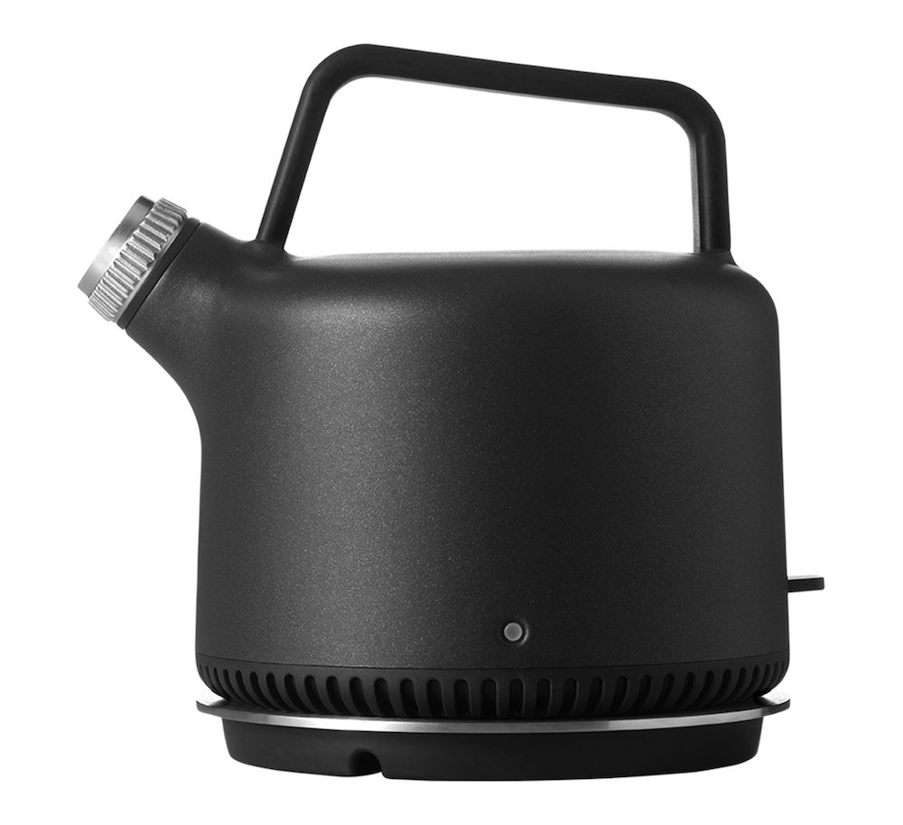 Vipp501 vannkoker sort Vipp