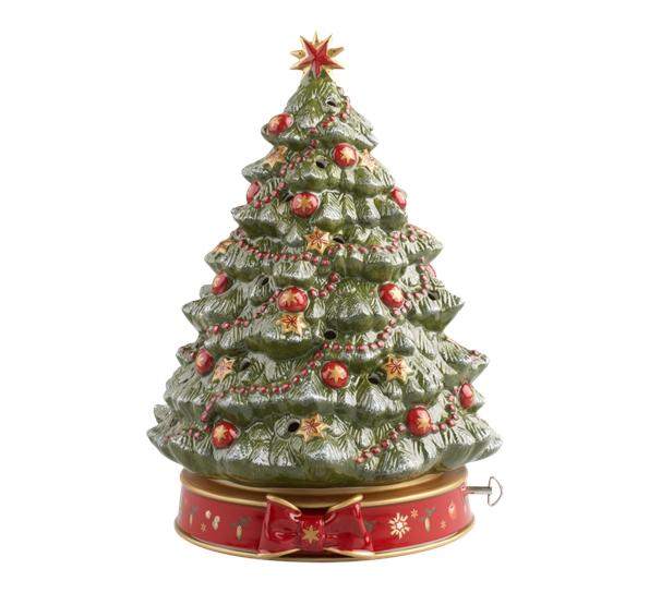 Avansert Toys Delight juletre m/spilledåse 33 cm VU-62