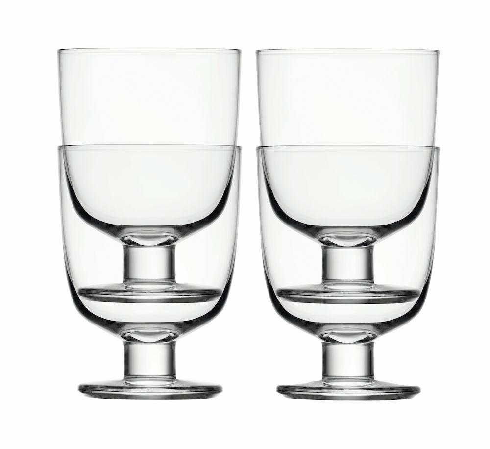 Lempi Glass 4pk 34 cl Iittala