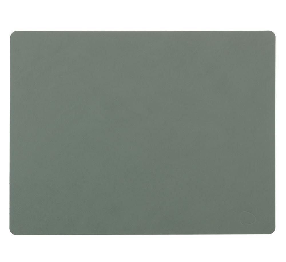 Spisebrikke Nupo pastellgrønn 35x45 cm Lind DNA