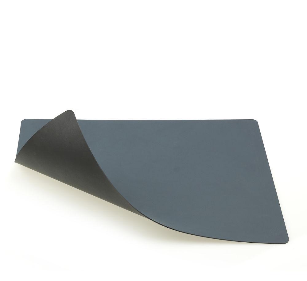 Spisebrikke tosidig Nupo mørkblå/Nupo sort 35x45 cm Lind DNA