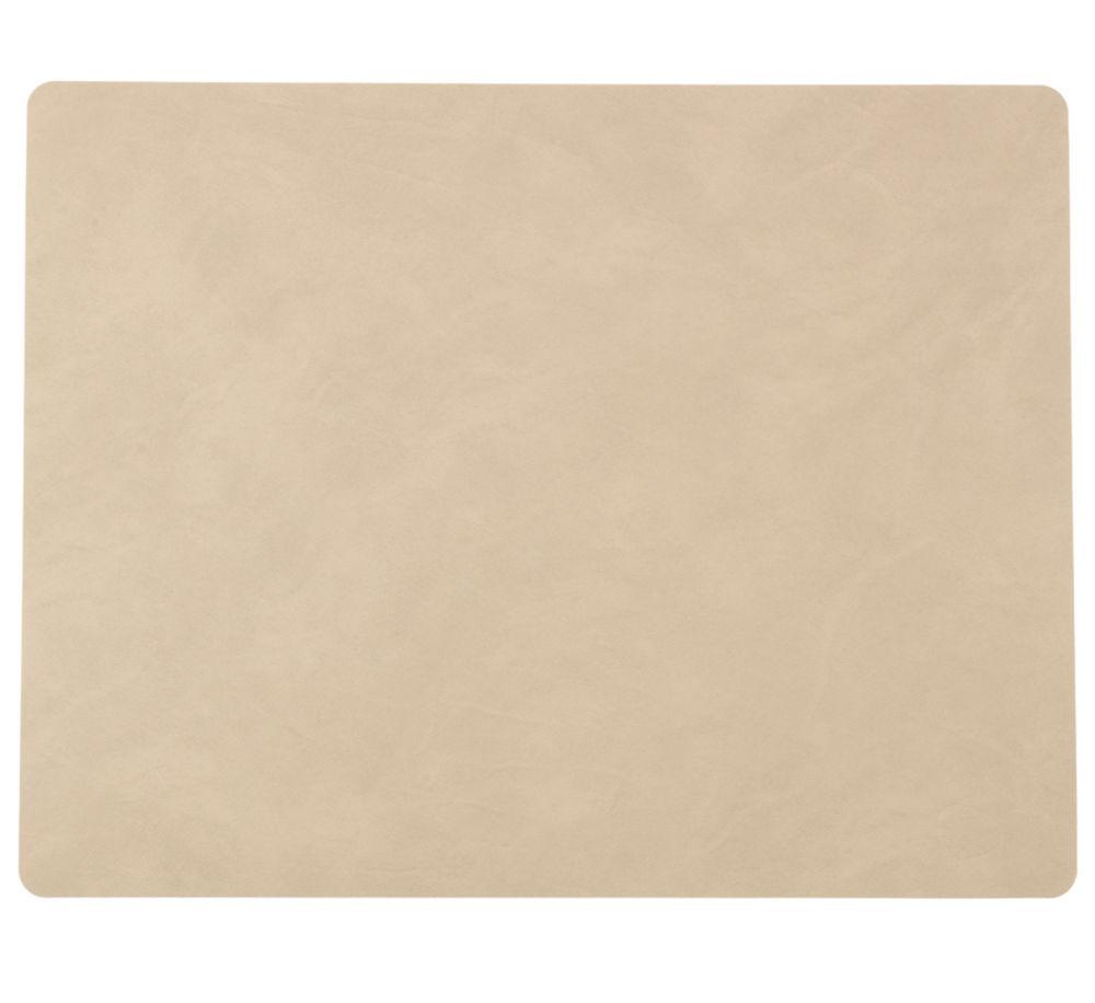 Spisebrikke Nupo sand 35x45 cm Lind DNA