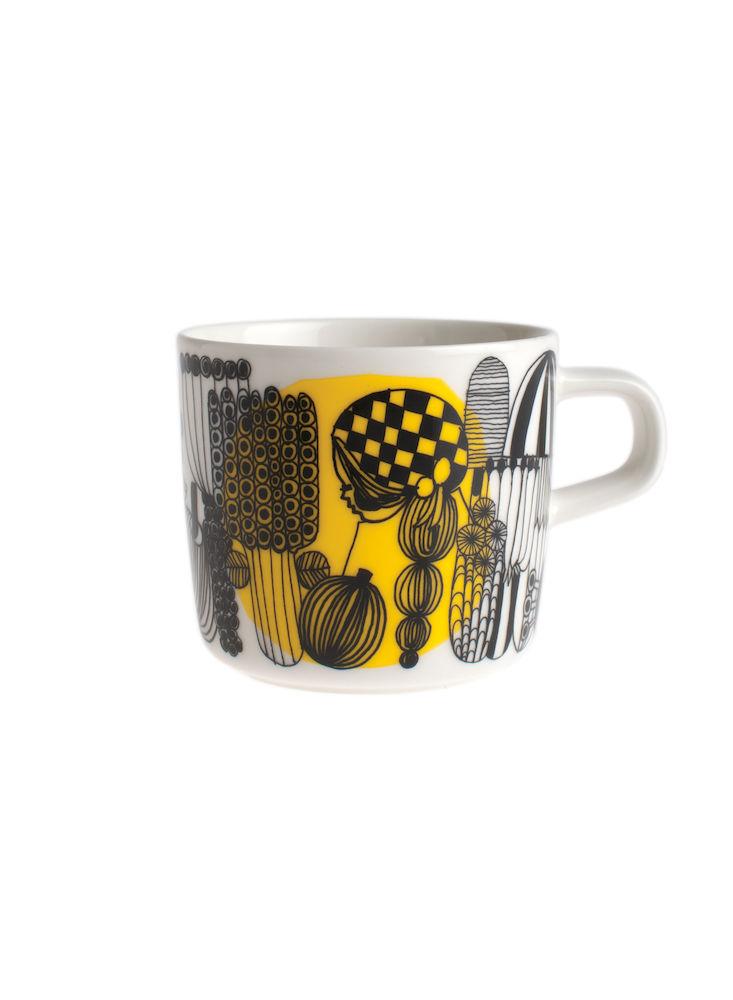 Siirtolapuutarha kaffekopp 2 dl Marimekko